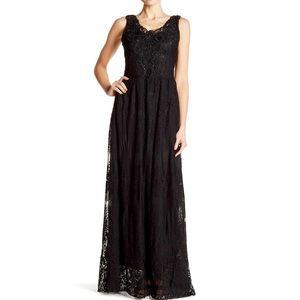 NWT DESIGUAL Alicia Lace Maxi Dress